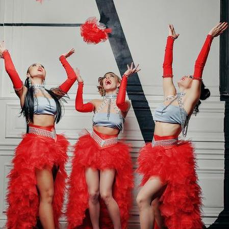 Gold Diggers - Танцор , Москва,  Шоу-балет, Москва
