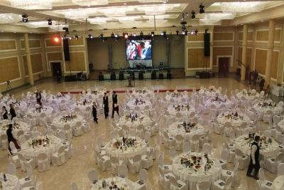 """Ресторанный комплекс """"Menorah Grand Palace"""" - Организация праздников под ключ  - Днепр - Днепропетровская область photo"""