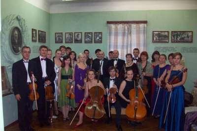 """Закажите выступление Камерный оркестр""""Allegro vivo"""" на свое мероприятие в Киев"""