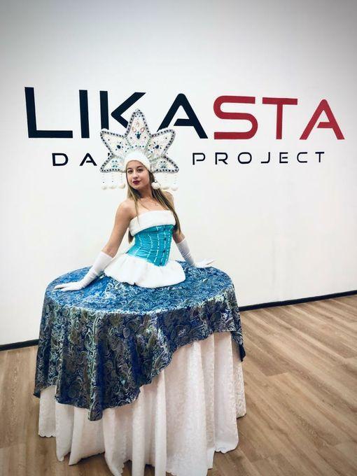 Шоу-Балет «LIKASTA» - Танцор  - Москва - Московская область photo