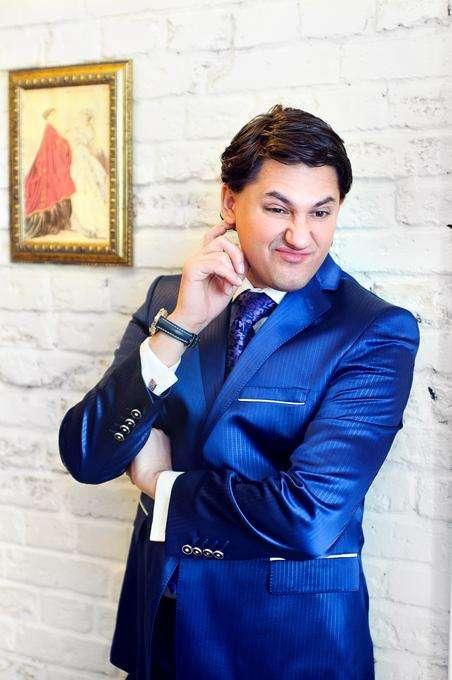 Игорь Афанасьев - Ведущий или тамада Пародист  - Москва - Московская область photo