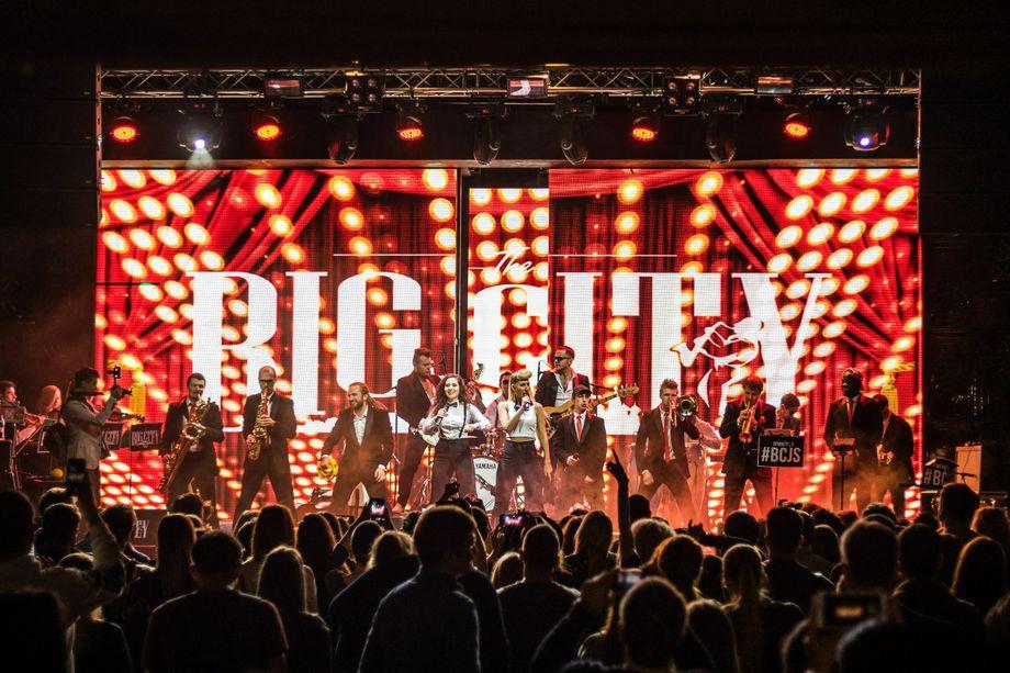 Big City Show - Музыкальная группа Оригинальный жанр или шоу  - Москва - Московская область photo