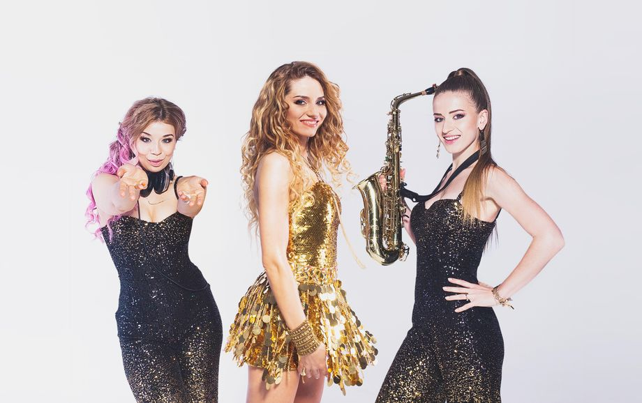 BANG – girls party band - Музыкальная группа Ансамбль  - Киев - Киевская область photo