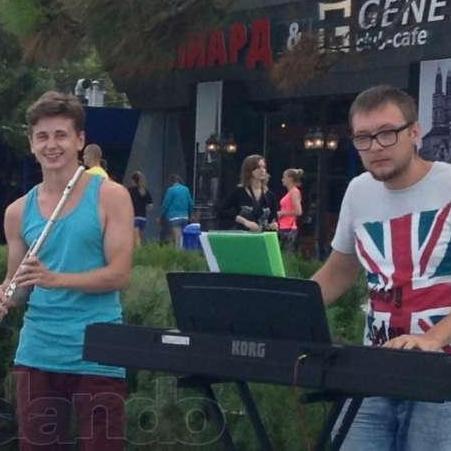 Flutiano - Музыкант-инструменталист , Киев,  Скрипач, Киев Пианист, Киев Флейтист, Киев