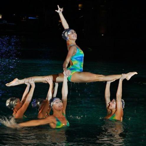 Балет на воде Aqua Life - Оригинальный жанр или шоу , Киев,