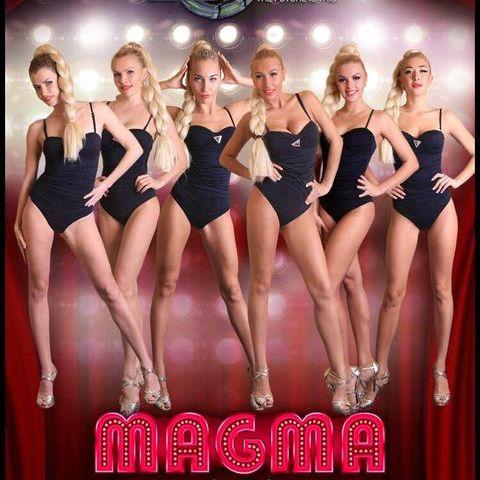 Шоу балет МАГМА - Танцор , Киев,