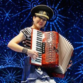 Inna Яблонская - Музыкант-инструменталист , Харьков,  Аккордеонист, Харьков