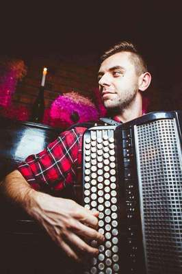Баянист Сергей Шамрай - Музыкант-инструменталист , Киев,  Аккордеонист, Киев