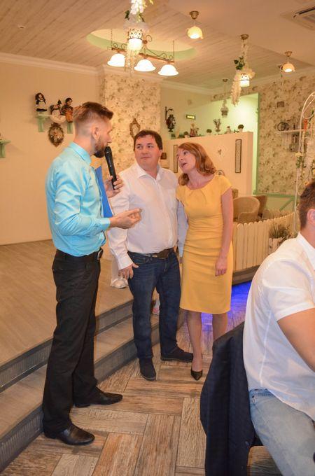 Денис Горинов - Ведущий или тамада Певец  - Москва - Московская область photo