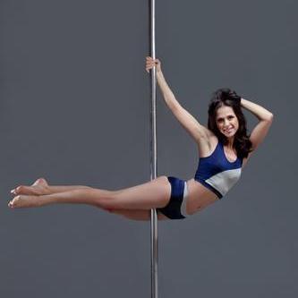 Алена Якименко - Танцор , Киев,  Pole dance, Киев