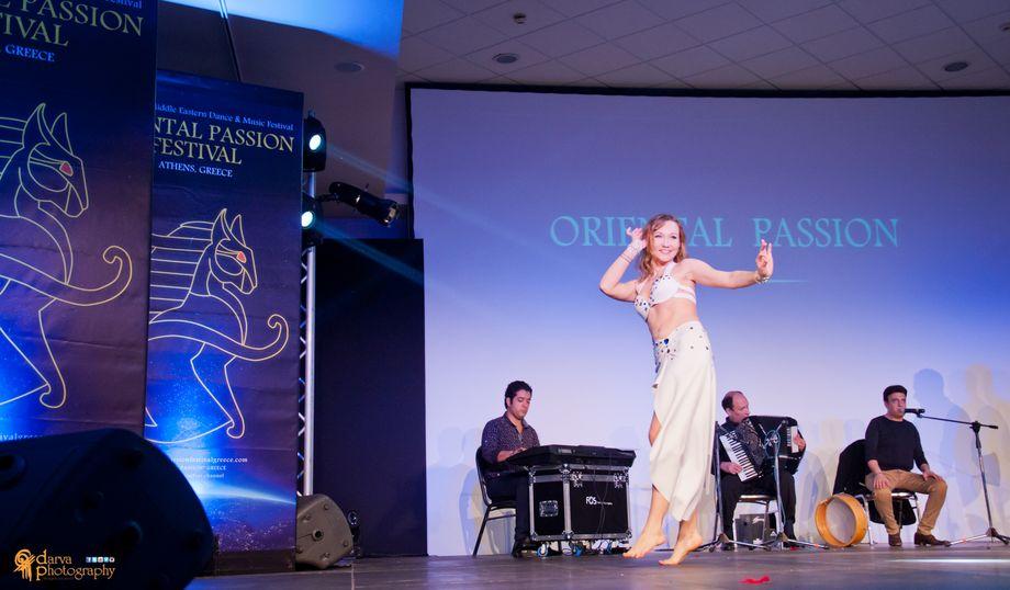 Yasmine - Танцор  - Киев - Киевская область photo
