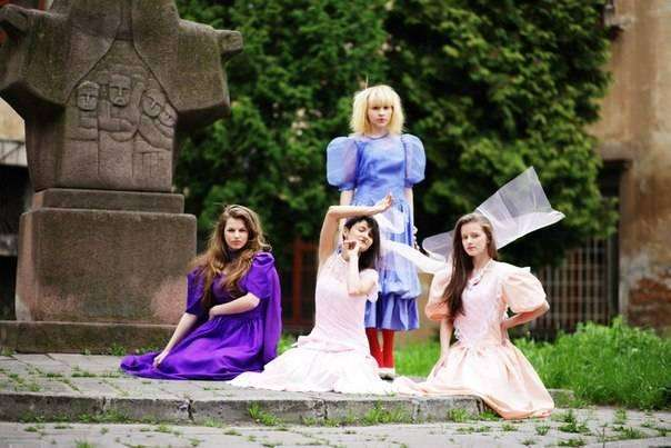 show ballet TiraMISSU - Танцор  - Львов - Львовская область photo
