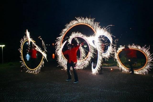 Вогняне шоу на весілля - Оригинальный жанр или шоу  - Львов - Львовская область photo