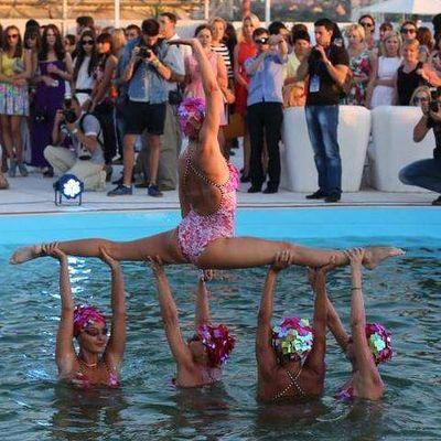 AquaSensation - Оригинальный жанр или шоу , Одесса,