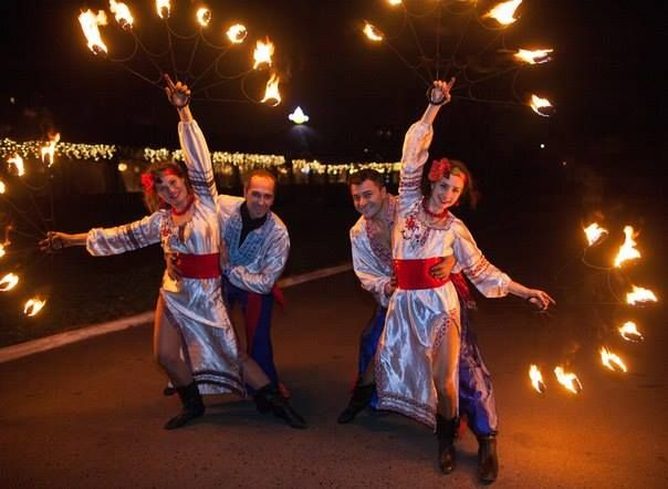 svarogi.com.ua - Организация праздничного банкета Организация праздников под ключ  - Черкассы - Черкасская область photo