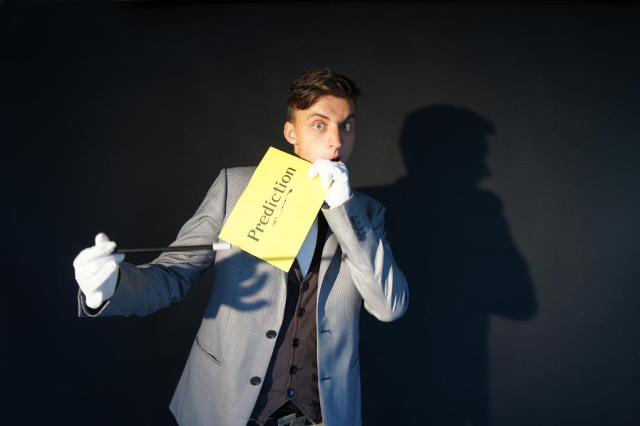 MagicRoman - Иллюзионист Оригинальный жанр или шоу Фокусник  - Санкт-Петербург - Санкт-Петербург photo