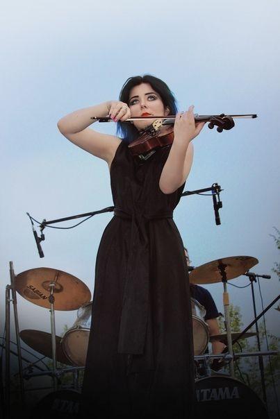 Oruga Mikuru - electric violin -  - Харьков - Харьковская область photo