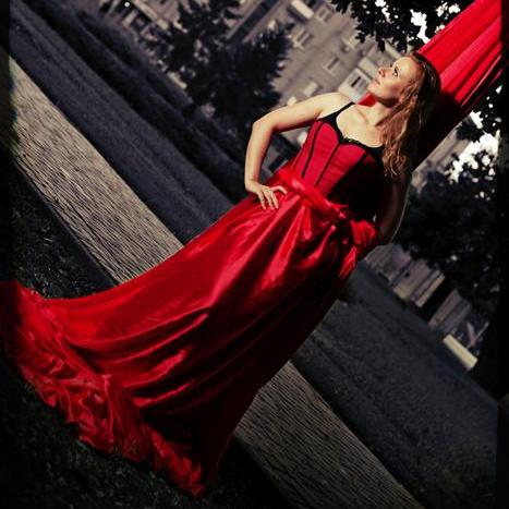 Marina Aquila - Танцор , Харьков,