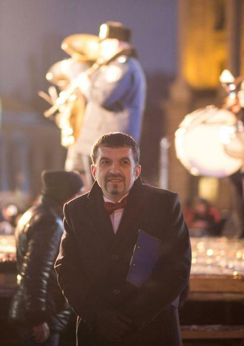 Игорь Воронцов - Ведущий или тамада Певец Организация праздников под ключ  - Николаев - Николаевская область photo