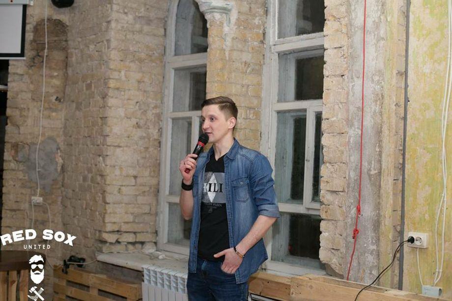 Железняк Александр - Ведущий или тамада Комик  - Киев - Киевская область photo