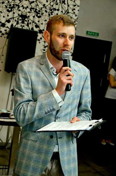 Дмитрий Галинкин - Ведущий или тамада  - Каменское - Днепропетровская область photo