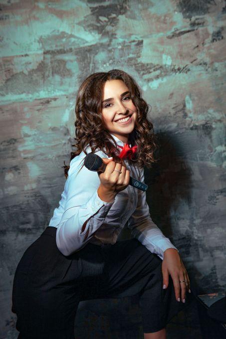 Яна Лежненко - Ведущий или тамада  - Санкт-Петербург - Санкт-Петербург photo