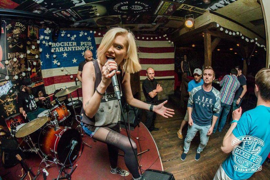 GINGER cover band - Музыкальная группа Ансамбль  - Киев - Киевская область photo