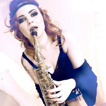 Кипяткова Анна - Музыкант-инструменталист , Киев,  Саксофонист, Киев