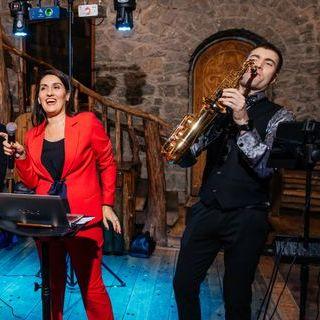 Закажите выступление Живая музыка 🟢 Ведущая на свое мероприятие в Одесса