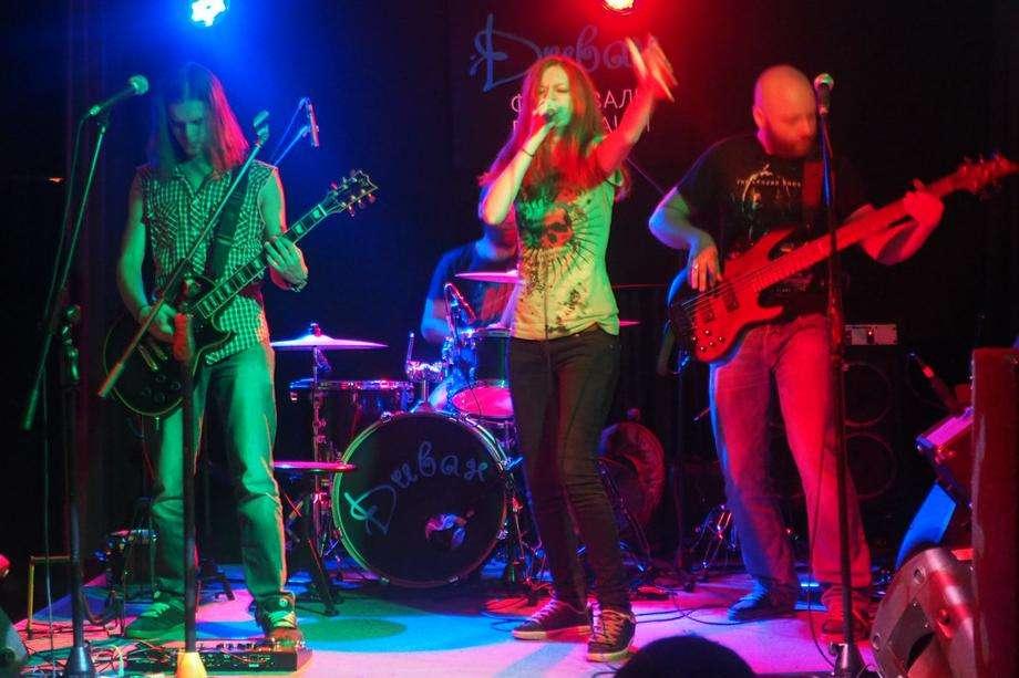 GingeR - Музыкальная группа Ансамбль  - Киев - Киевская область photo