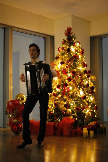 Илья Падерин - Музыкант-инструменталист  - Москва - Московская область photo