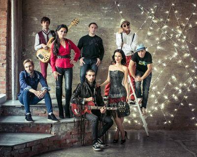 Medellín - Музыкальная группа Ансамбль  - Санкт-Петербург - Санкт-Петербург photo