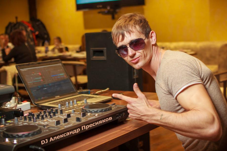DJ, Ди-Джей + MC - Лекс Пресняков -  - Одесса - Одесская область photo