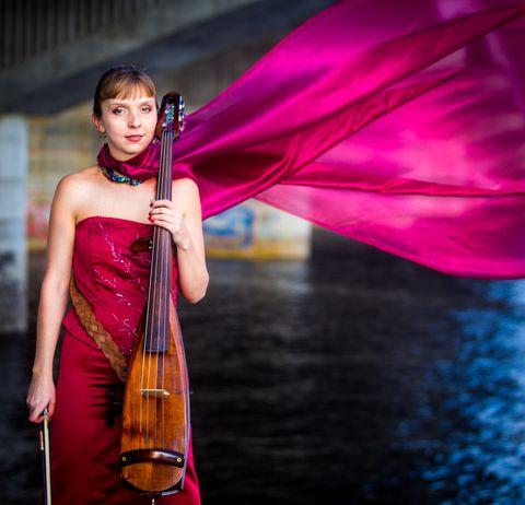 Aleksandra - Музыкант-инструменталист , Киев,  Скрипач, Киев Виолончелист, Киев