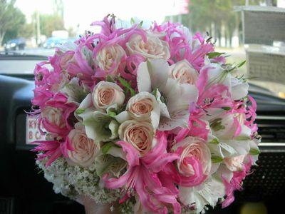 Very important flowers - Свадебная флористика  - Донецк - Донецкая область photo