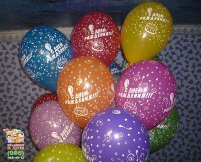 Праздник в Дом - Украшение шарами  - Донецк - Донецкая область photo