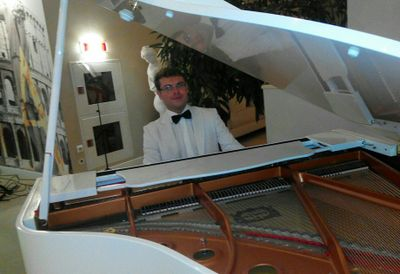 Эстрадный пианист Александр Ершов - Музыкант-инструменталист  - Москва - Московская область photo