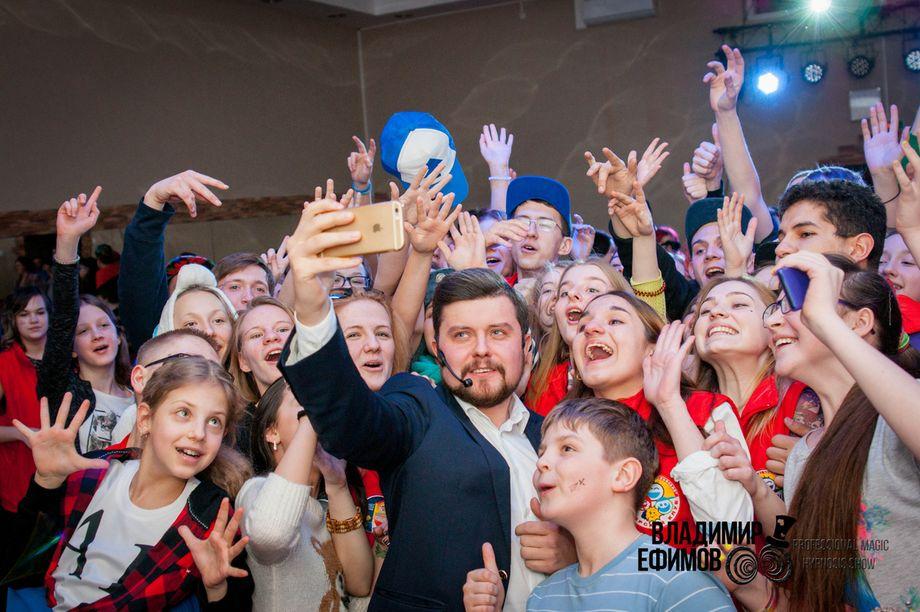 Иллюзионист Владимир Ефимов - Иллюзионист Фокусник  - Санкт-Петербург - Санкт-Петербург photo