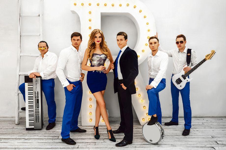 Brilliant Band - Музыкальная группа Ансамбль Певец Организация праздников под ключ  - Москва - Московская область photo