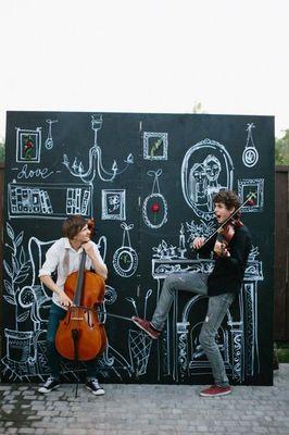 Duo Inception - Музыкальная группа Музыкант-инструменталист  - Киев - Киевская область photo