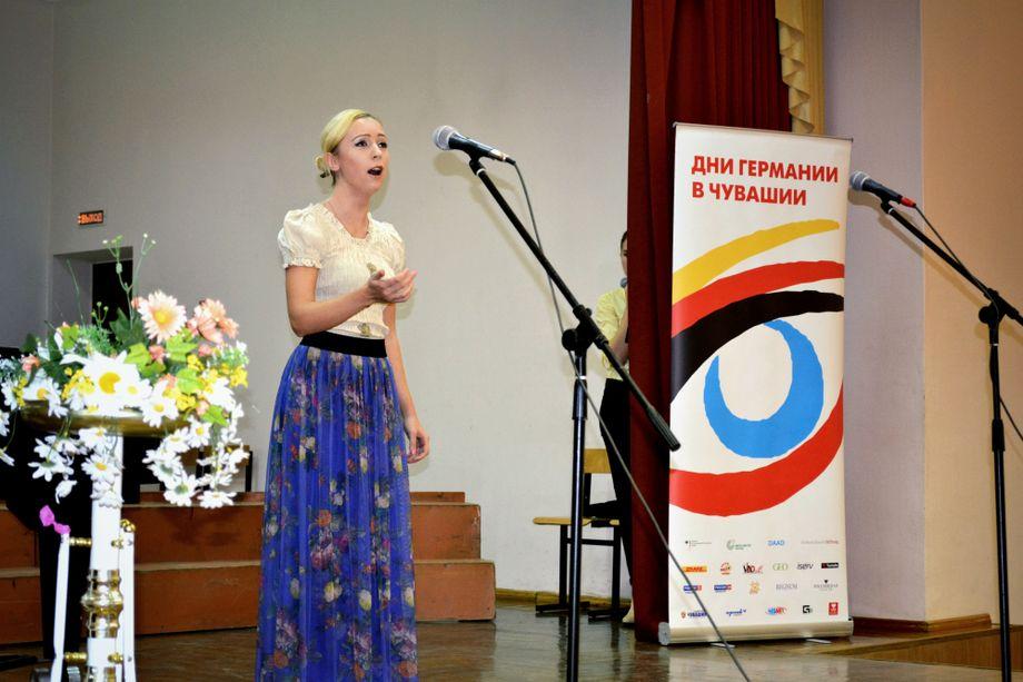Мария Кочубей - Певец  - Санкт-Петербург - Санкт-Петербург photo