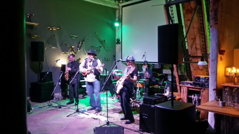 Banderas Blues Band - Музыкальная группа Ансамбль  - Харьков - Харьковская область photo