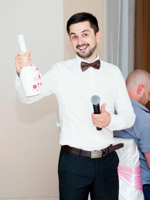 Ведущий Андрей Зинченко и команда ZinchenkoEvent - Ведущий или тамада Организация праздничного банкета  - Киев - Киевская область photo