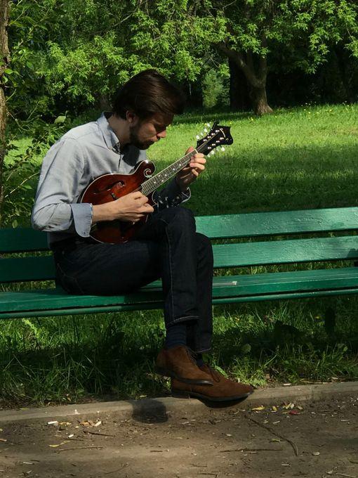 Shaking Hands - Музыкальная группа Музыкант-инструменталист  - Москва - Московская область photo