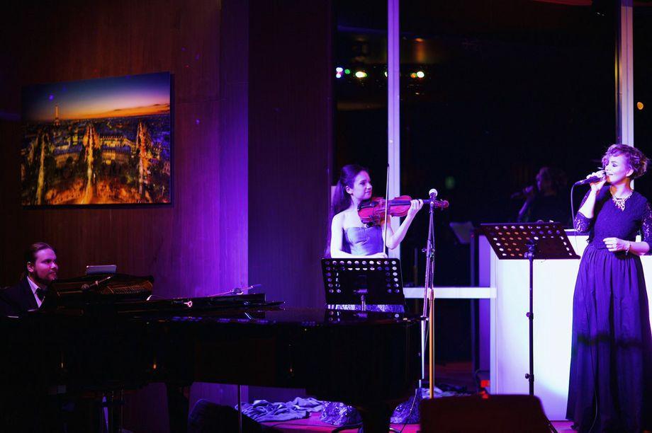 Акустическое трио The NoTa - Музыкальная группа Ансамбль  - Киев - Киевская область photo