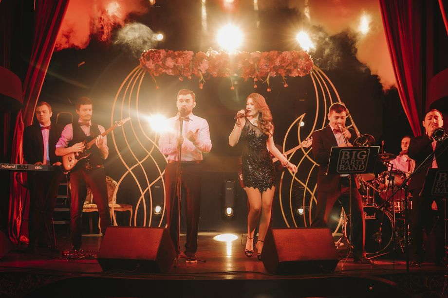 Big Party Band - Музыкальная группа  - Санкт-Петербург - Санкт-Петербург photo