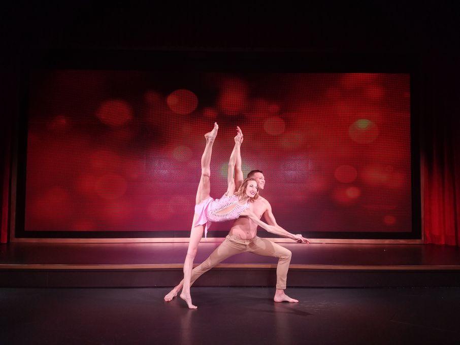 Knotted N' Art Duo - Танцор  - Киев - Киевская область photo