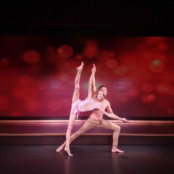 Knotted N' Art Duo - Танцор , Киев,  Шоу-балет, Киев Спортивные бальные танцы, Киев Современный танец, Киев