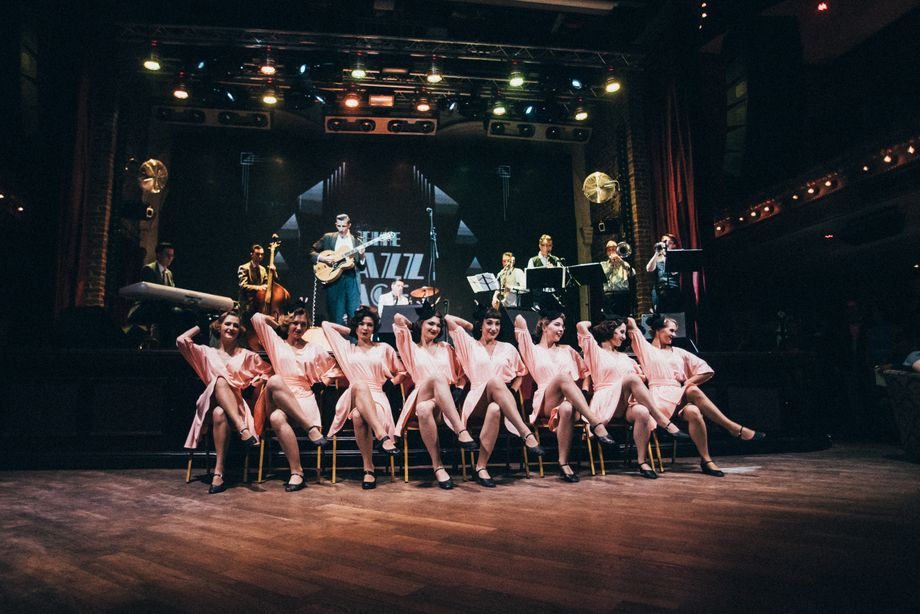 The Shiny Stockings - Танцор  - Киев - Киевская область photo