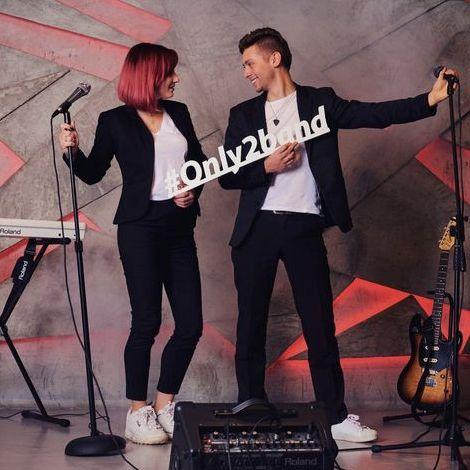 Закажите выступление Only2band на свое мероприятие в Санкт-Петербург
